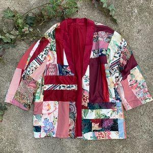 Vintage Patchwork Jacket